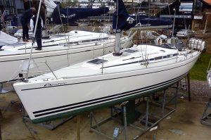 Arcona Sailing Yacht