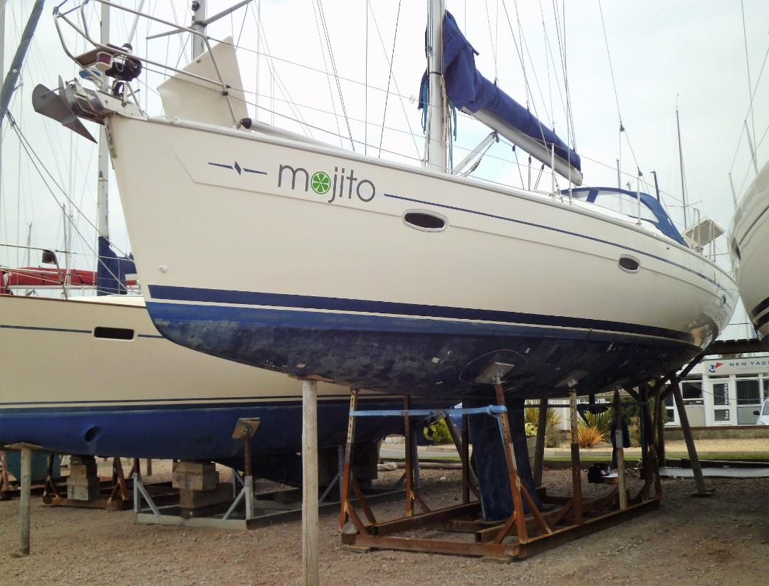 Bavaria Sailing Yacht