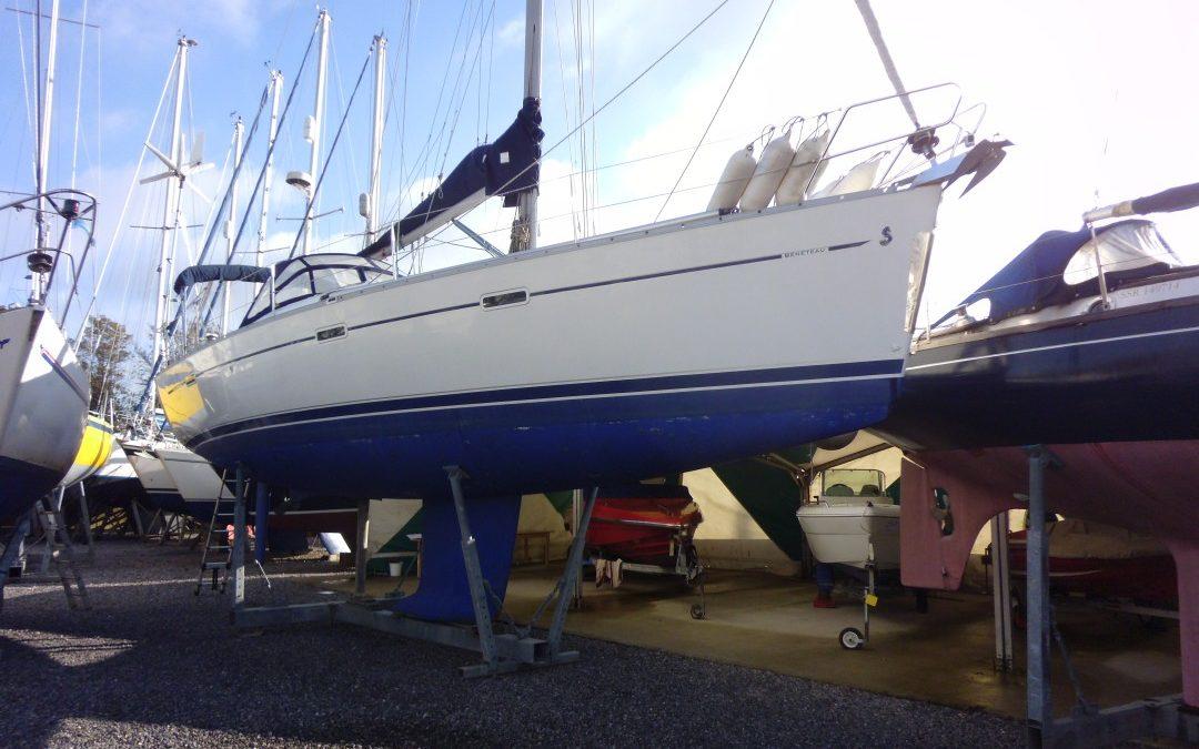 Beneteau Oceanis 393, Swanwick