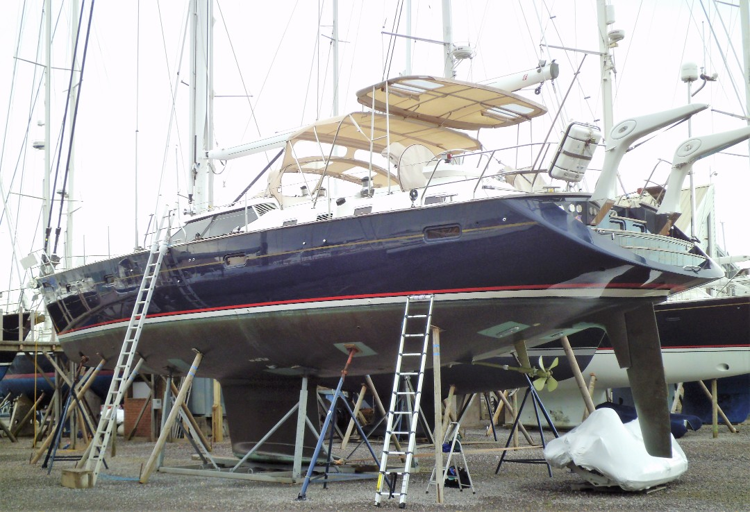 Discovery Yacht Marine Survey