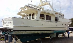 Fleming 55 Motor Yacht Marine Survey