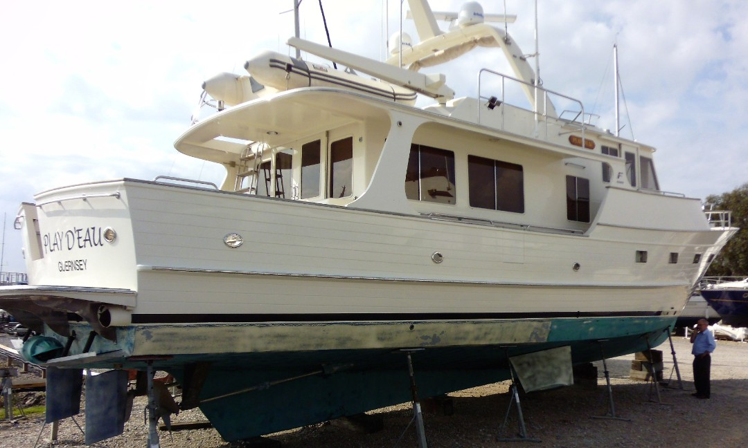 Fleming 55 Motor Yacht Marine Survey