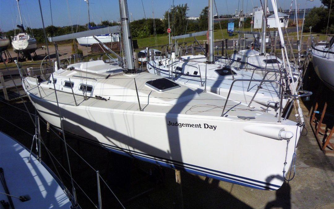 J Boats J109, Hamble