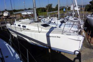 J Boats J/109