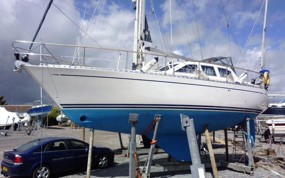 Nauticat 321, Chichester