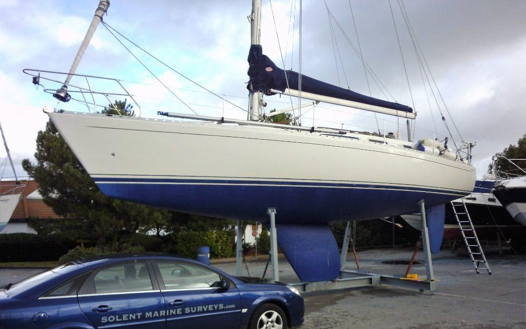 Sigma 38, Port Solent