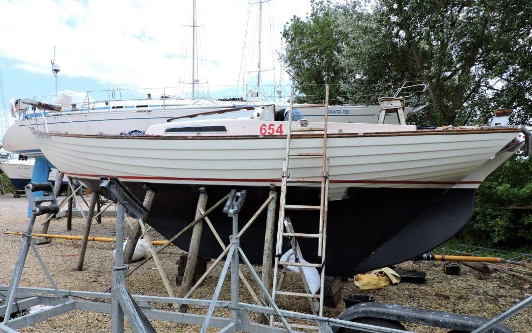 Nordic Folkboat, Lymington