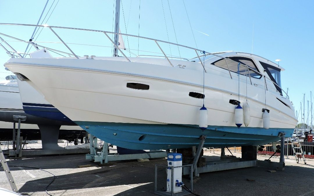 Sealine SC38, Hamble