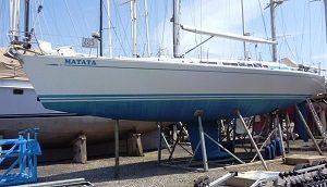 Swan 48 Berthon Lymington
