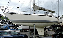 X-Yachts X372 Sport Marine Survey