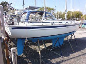 Chichester Malo 41 Marine Survey