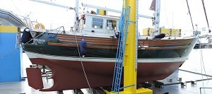 Northshore Fisher Haslar Gosport Marine Survey