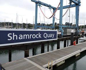 Shamrock Quay Marina, Southampton, Marine Surveyor