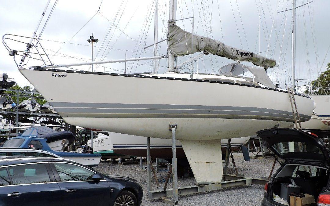 X-Yachts X372, Hamble