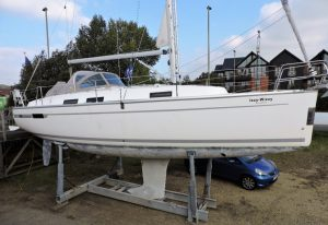 Bavaria Yacht Marine Survey Hamble