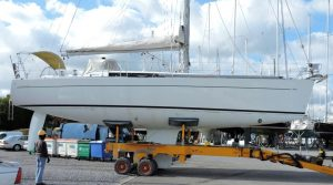 Wauquiez 45 Marine Survey Lymington