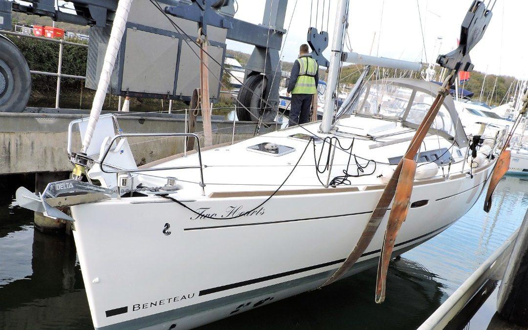 Beneteau Oceanis 37, Chichester