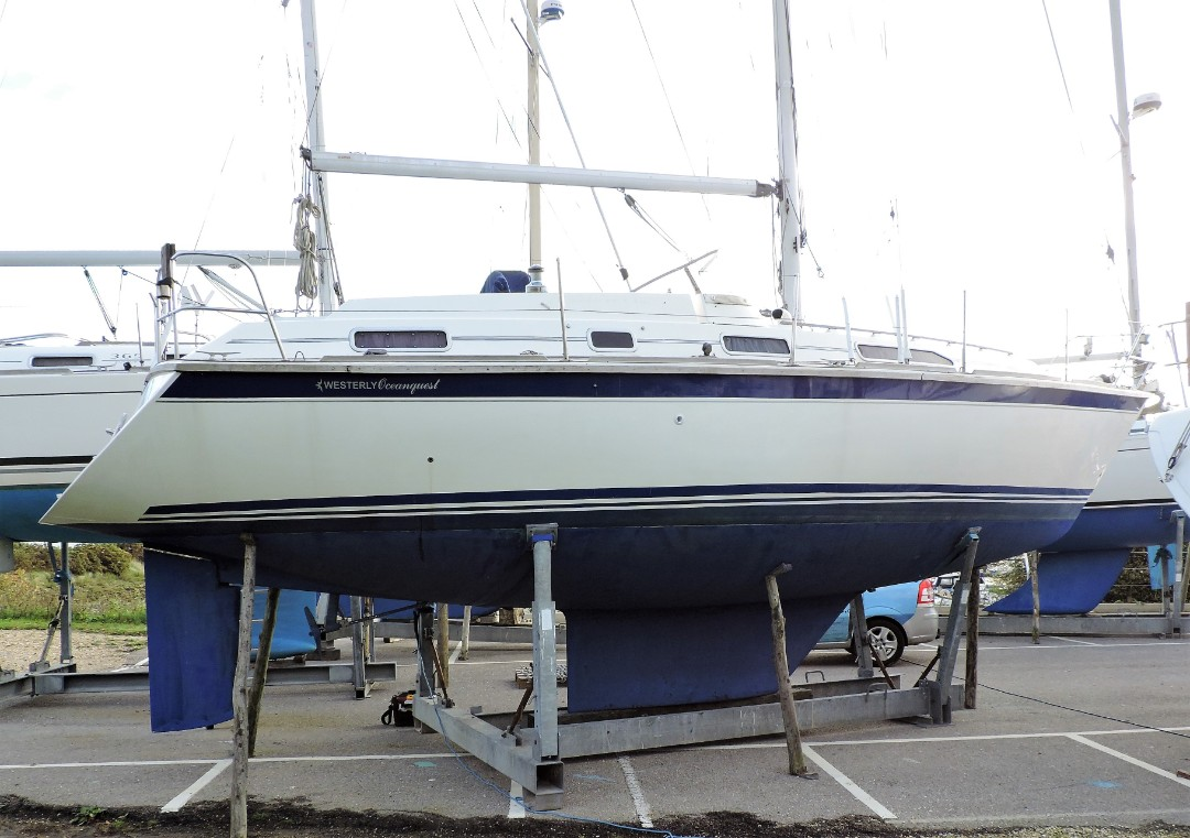 Westerly Oceanquest marine survey in Chichester