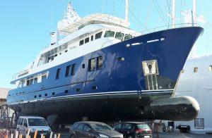 Delta Marine 38m Superyacht, Palma