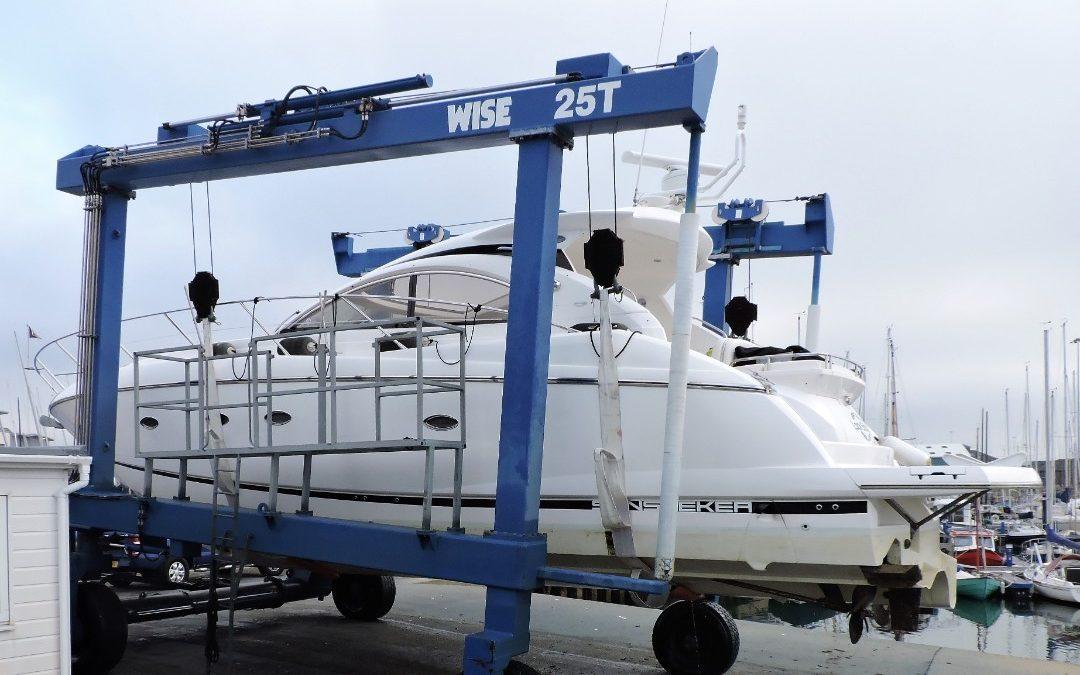 Sunseeker Marine Surveyor Poole
