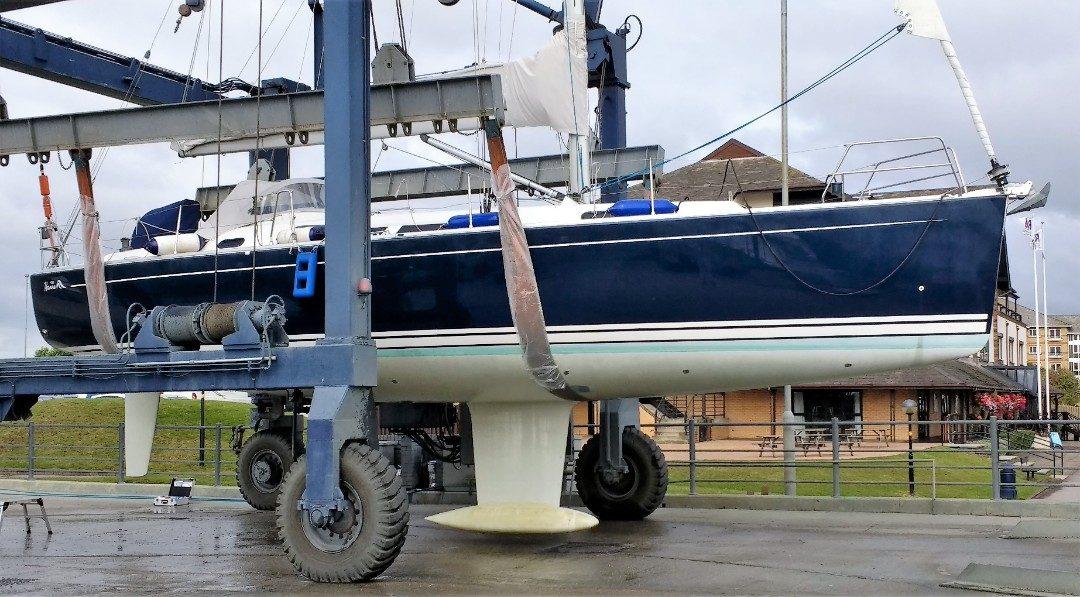 Hanse 400 Port Solent