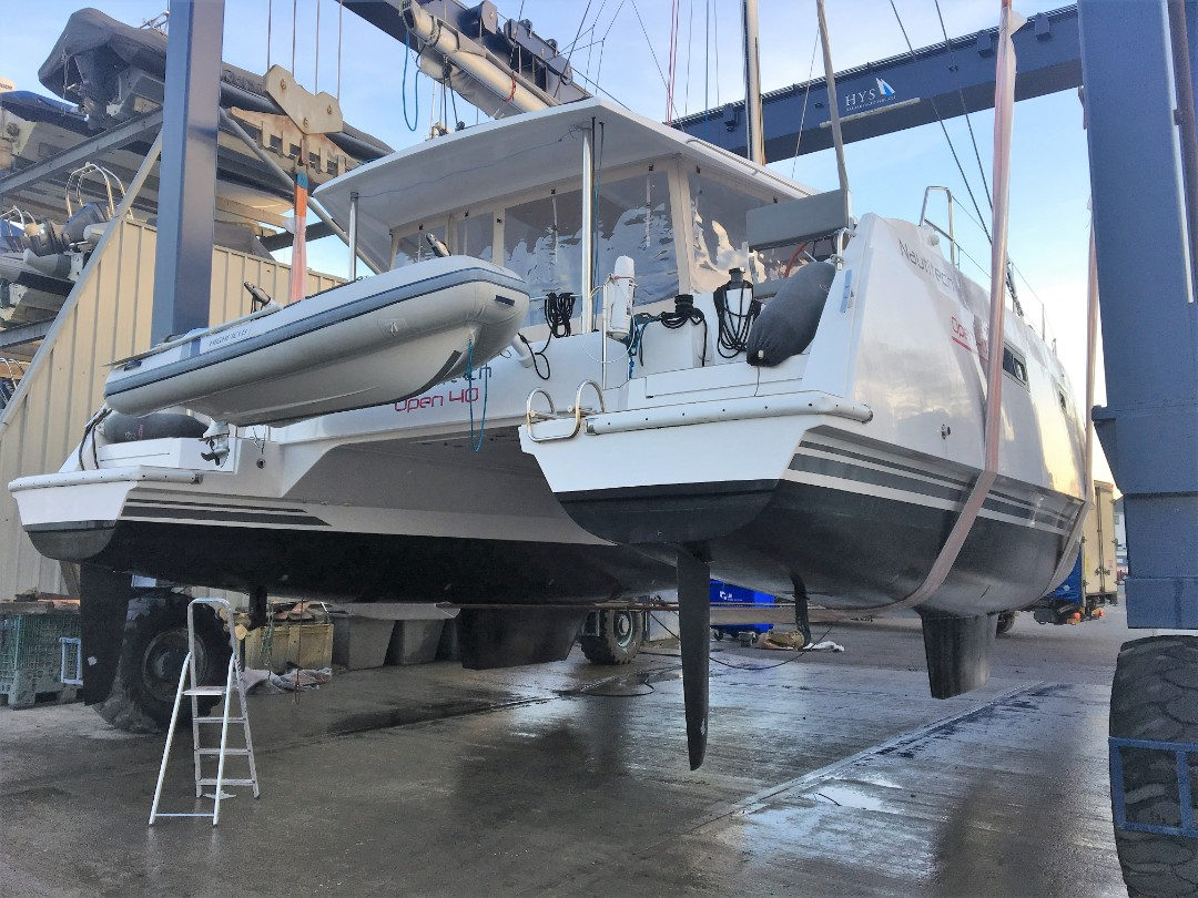 Nautitech 40 Open Catamaran